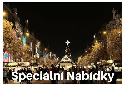 christmas markets wenceslas square prague