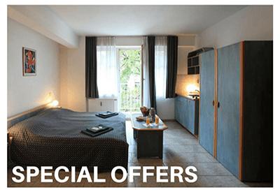 hotel amadeus prague special offer