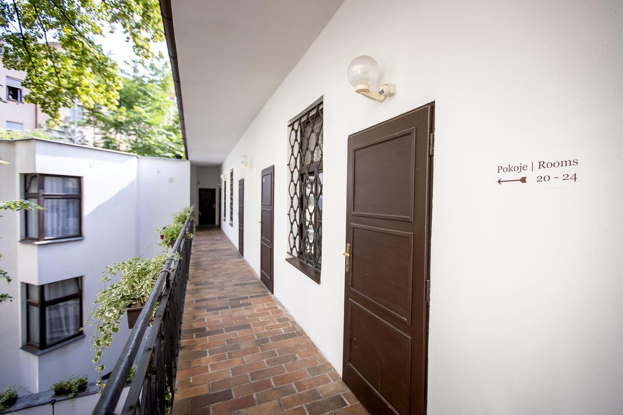 Hotel Amadeus Corrdior