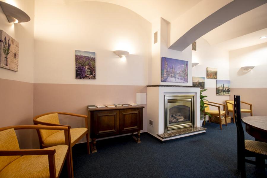 Hotel Amadeus Lounge