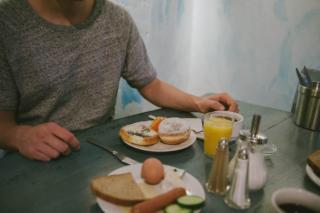 Hotel Amadeus Breakfast
