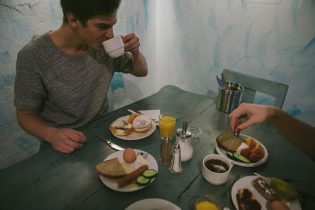 Snídaňová restaurace
