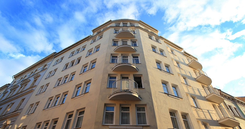hotel amadeus prague exterior