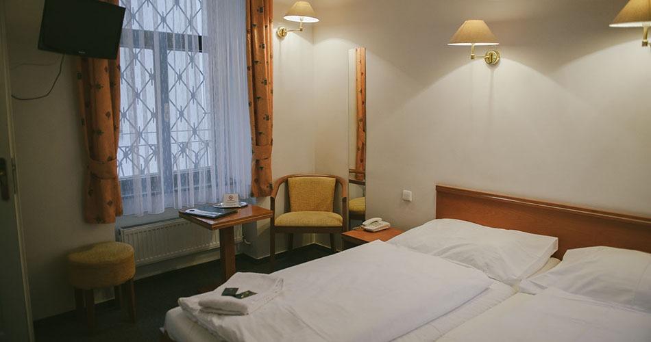 hotel amadeus prague double room