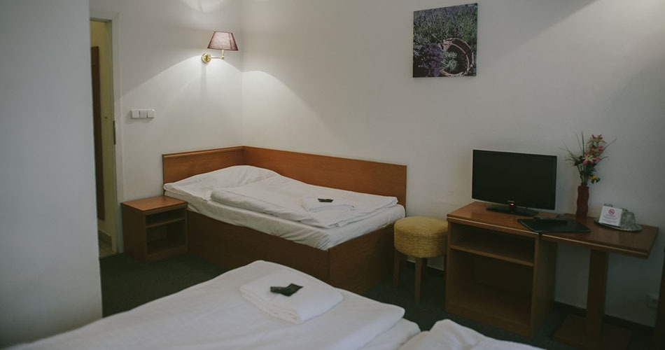 hotel amadeus prague triple room