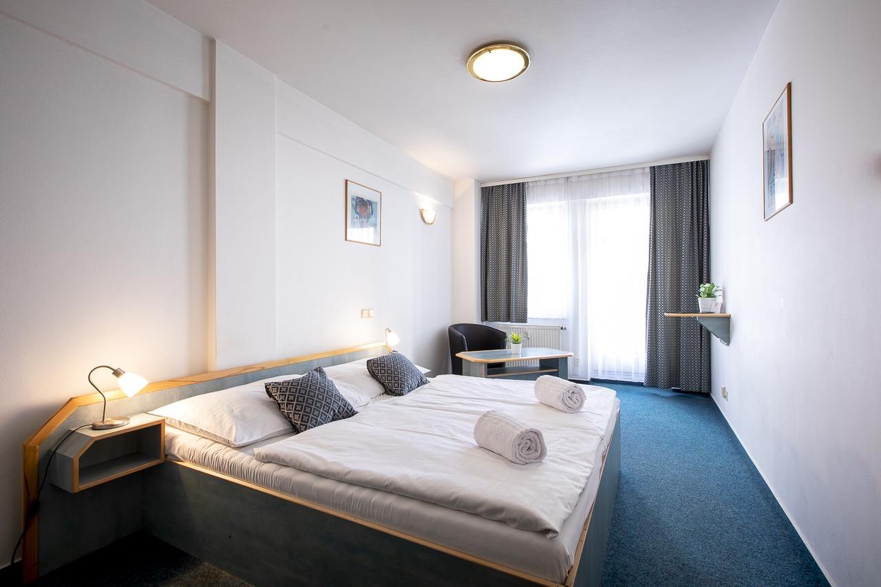 Standard: dvoupokojový apartmán