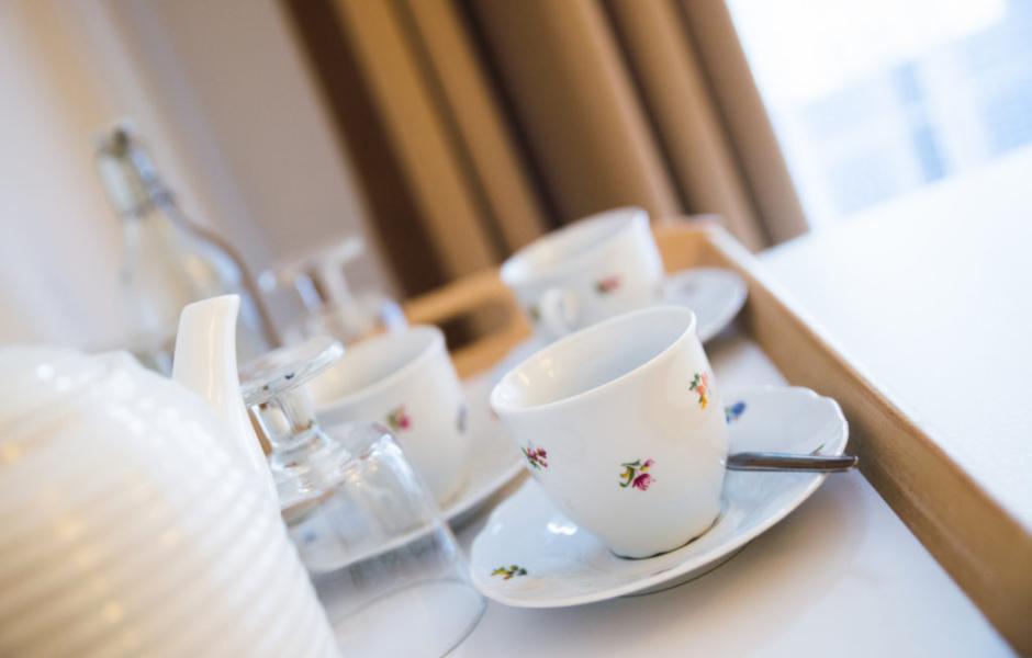 Hotel Amadeus Prague: Premium room detail