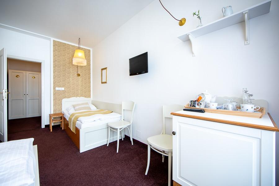Amadeus hotel Praha: Premium třílůžkový pokoj