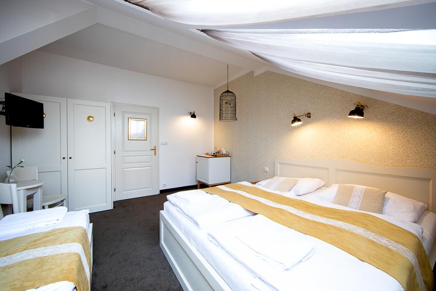 Hotel Amadeus Prague: Premium Triple Room