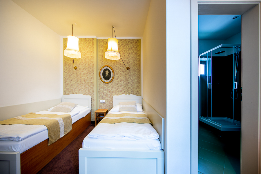 Hotel Amadeus Prague: Premium Twin Room
