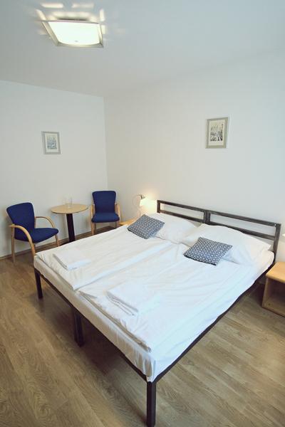 Apartmán se dvěma ložnicemi