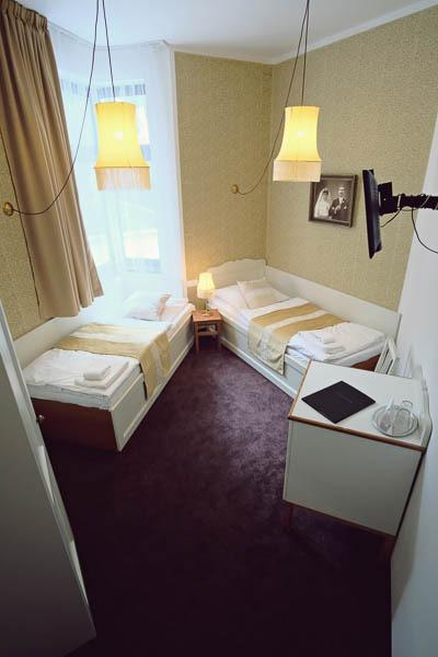 Nový dvoulůžkový pokoj
