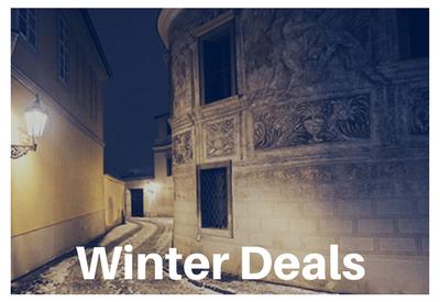 amadeus hotel prague winter deals