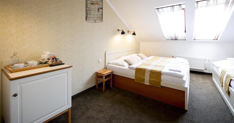 amadeus hotel prague triple room