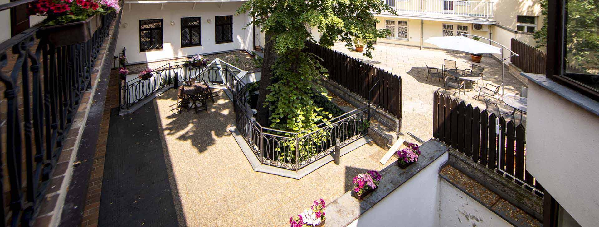 amadeus hotel prague terrace